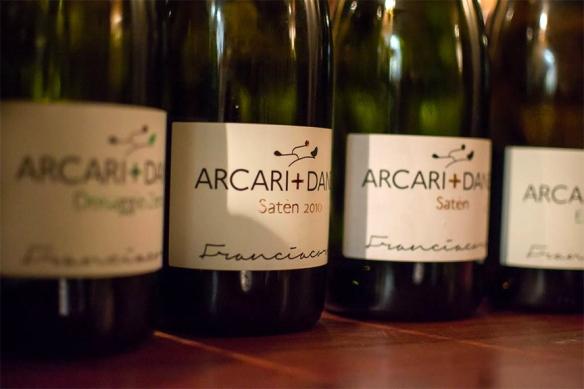 best franciacorta wine just grapes